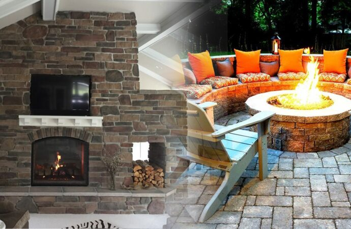 Outdoor Fireplaces & Fire Pits-Nacodoches TX Professional Landscapers & Outdoor Living Designs-We offer Landscape Design, Outdoor Patios & Pergolas, Outdoor Living Spaces, Stonescapes, Residential & Commercial Landscaping, Irrigation Installation & Repairs, Drainage Systems, Landscape Lighting, Outdoor Living Spaces, Tree Service, Lawn Service, and more.